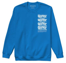 Destroy Crew • Blue