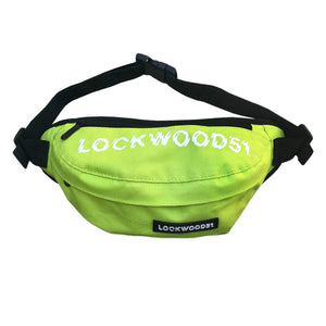Riot Sling Pack Safety Green