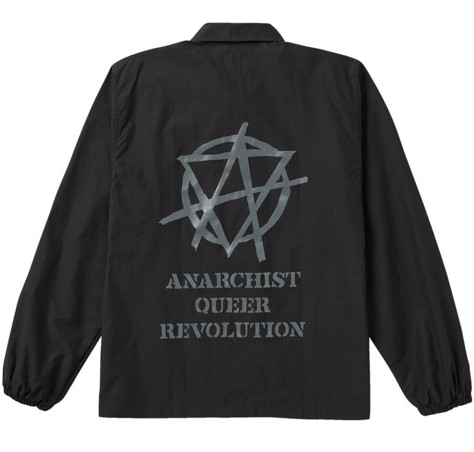 Anarchist Queer Revolution Jacket