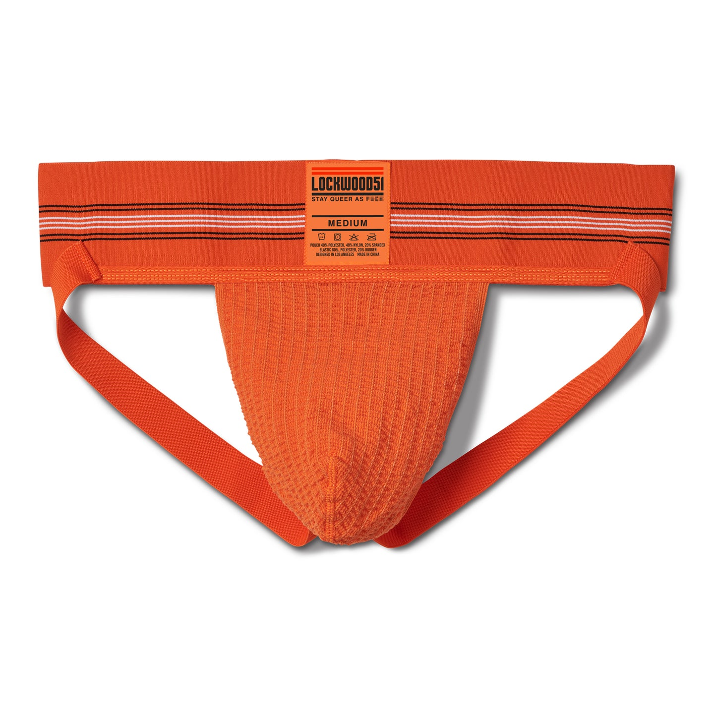 Old School Jock • Orange