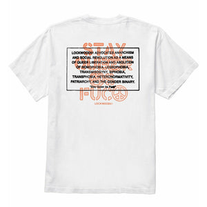 Queer Revolution Premium T-shirt • White
