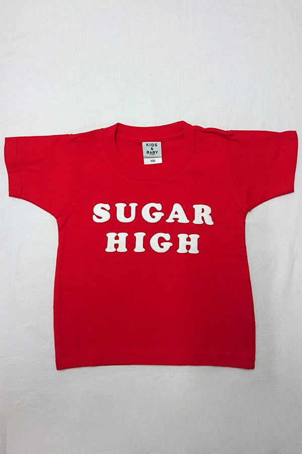 SUGAR HIGH  KIDSTシャツ