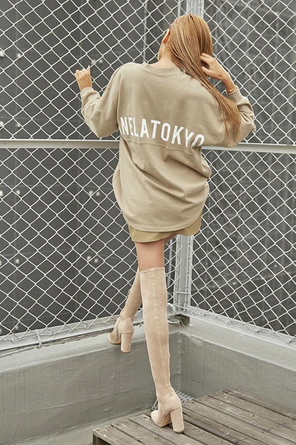 【BACK IN STOCK】ANELATOKYO BIG Dolman sleeve