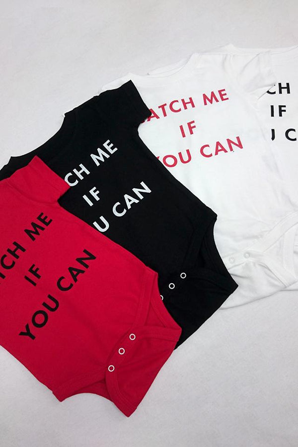 【70%OFF💗】CATCH ME IF YOU CANロンパース