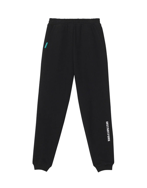 【再生産分】【INSTANTFUNK】20FW Standard sweat pants