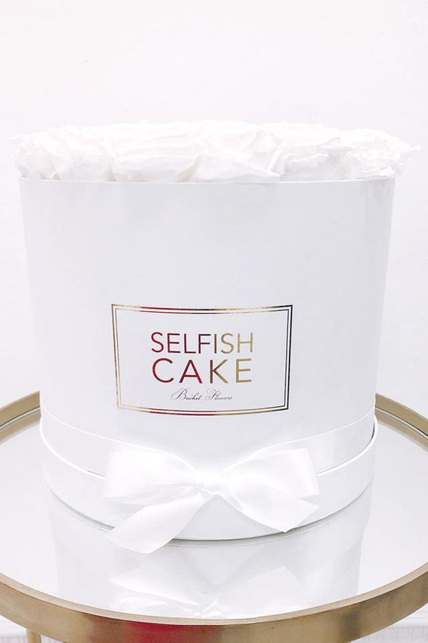 Anela's select【SELFISH CAKE×AnelaTokyo】  Stone whiterose LARGE BOX