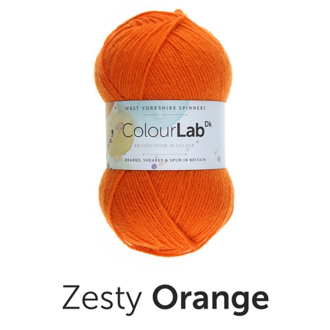 Zesty Orange 476