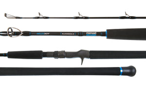 Heavy Jigging Rods