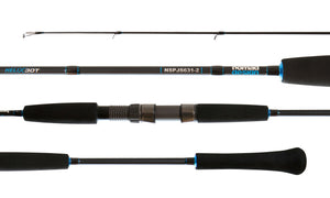Slow Pitch Jigging Rods