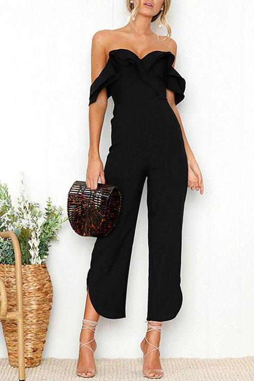 7f13833d602c3 Shyoin Fashion Cosmo Black Jumpsuits