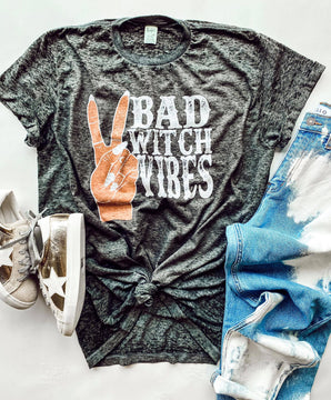 Bad Witch Vibe Tee