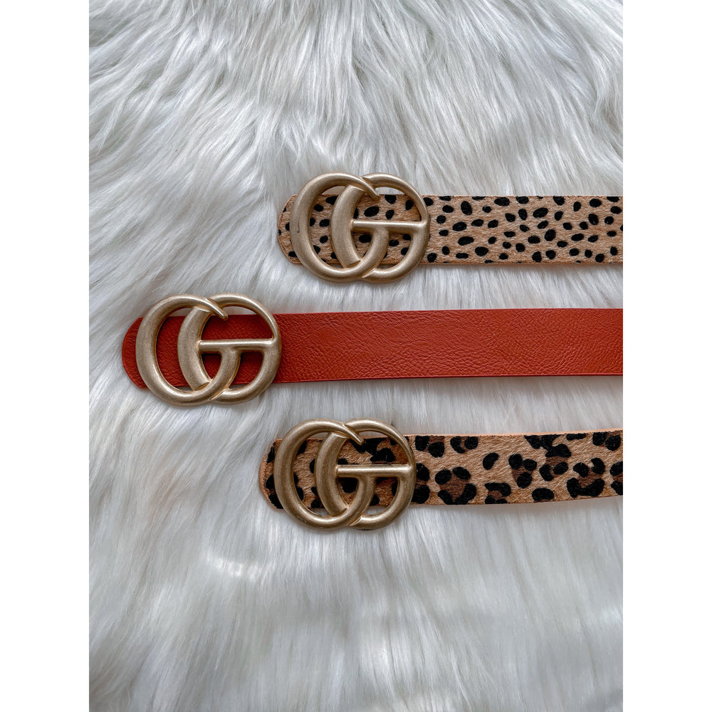 GiGi Belts, Designer Inspired