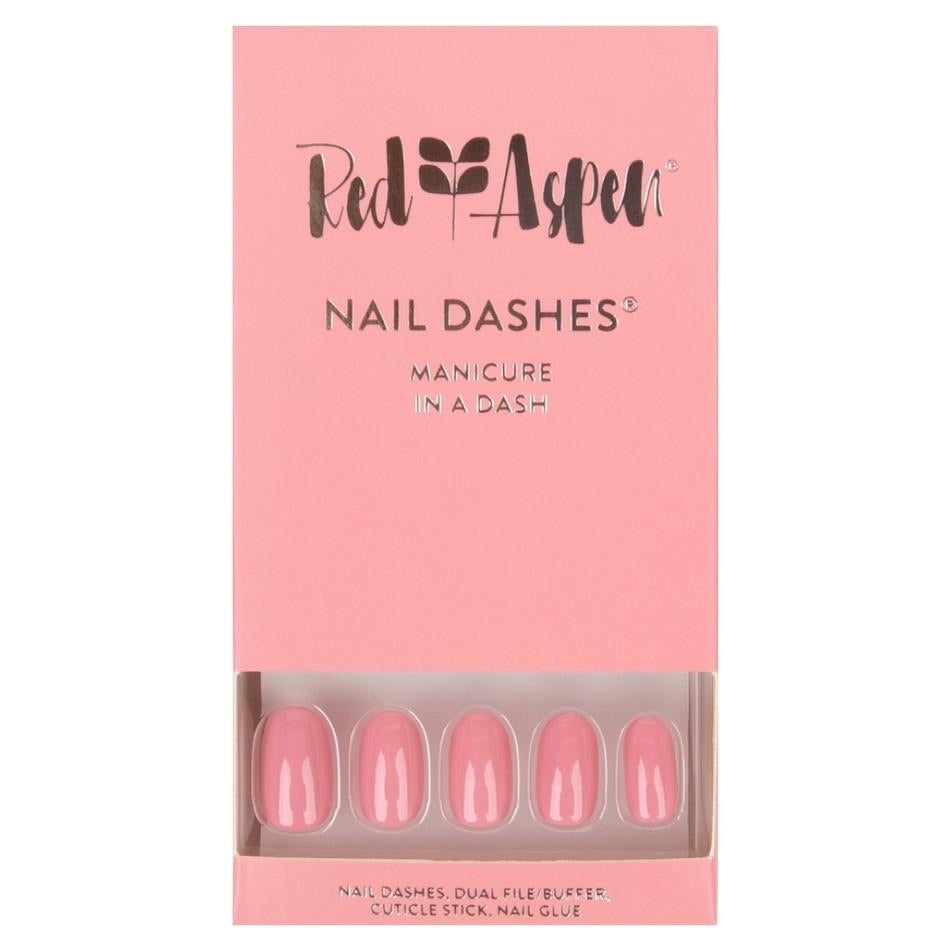 Aspen Nails, Think Pink, Erin!