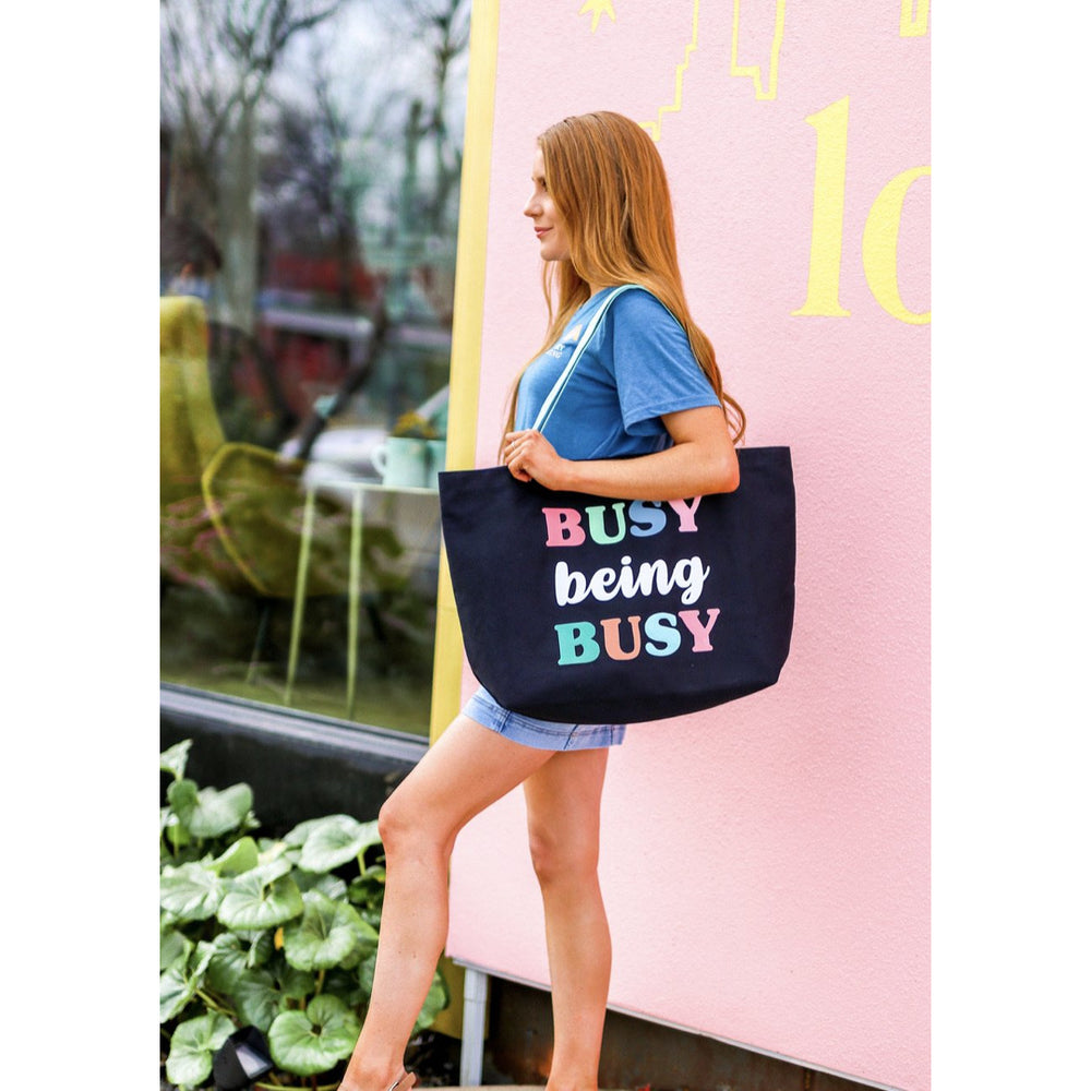 Busy being Busy Bag