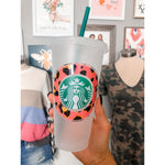 Reusable Cup, Pink
