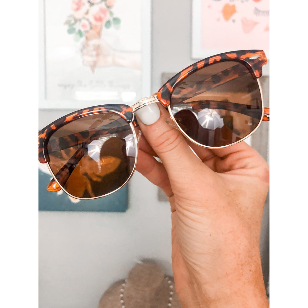 Miami Sunglasses, Leopard