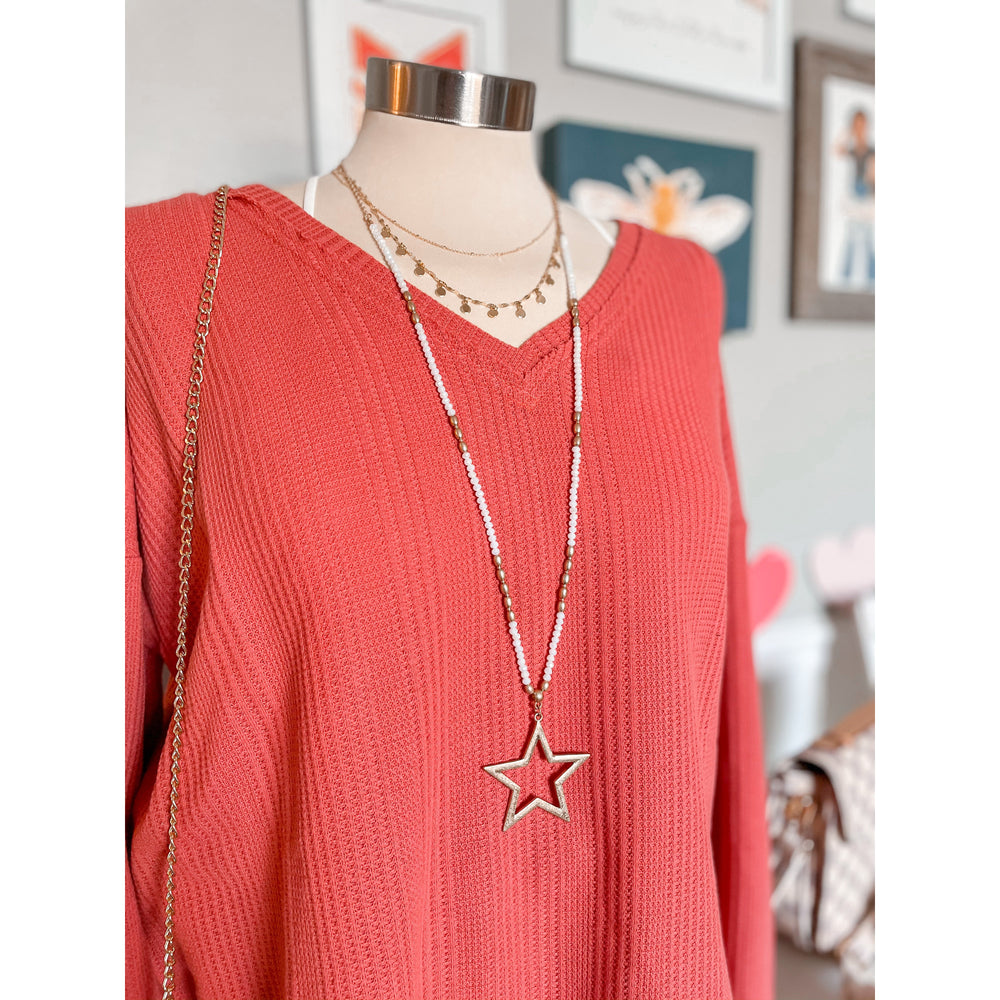 The Becca Necklace, Star
