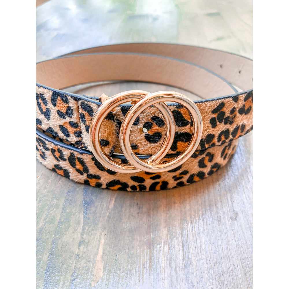 Cheetah Belt
