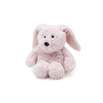 JR. Pink Bunny Warmies