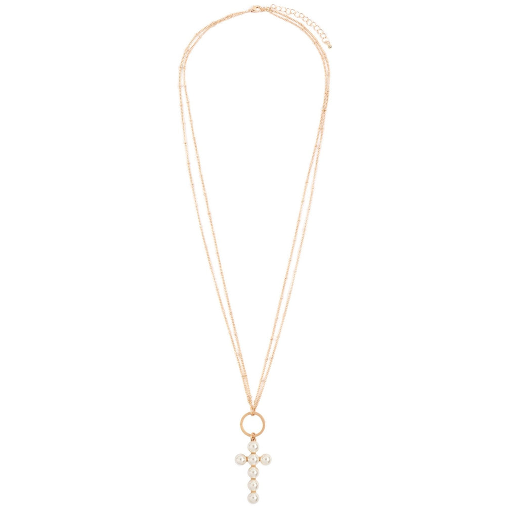 The Cindy Necklace, Pearl