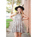 Wild Ambitions Dress, Leopard
