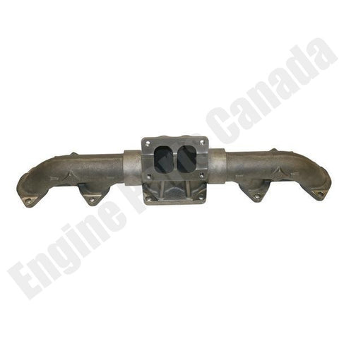 1048008 - BD Diesel ISX VGT Deleted Turbo Exhaust Manifold