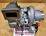 Aftermarket ISX turbo