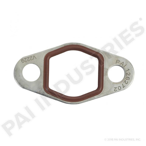P331214 - CAT Turbo Drain Gasket (Steel Reinforced) * 1262702