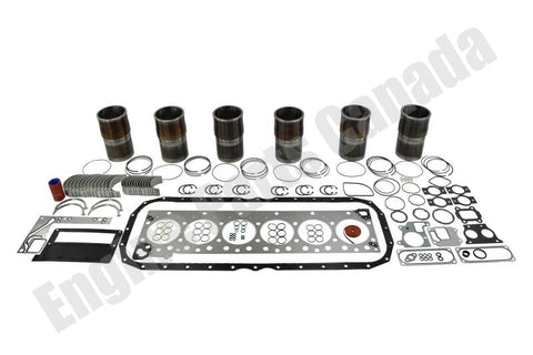 ISX119081 - Cummins ISX 15 Litre Engine Inframe Kit * 152 mm liners