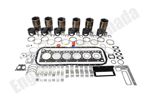 ISX118017 - ISX Twin Cam CM871 Inframe Kit w/ 150 mm APR Liners