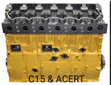 2298568RX - CAT C15 & ACERT Engine Block (2004 - 2008) *227-5997