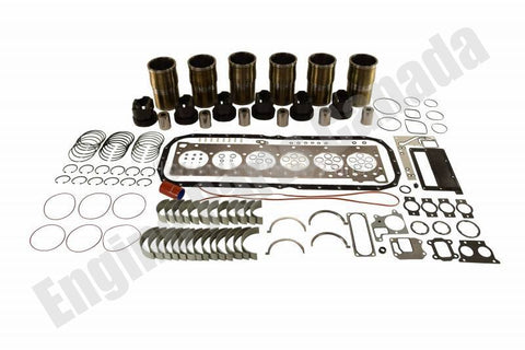 ISX106017HP - Cummins ISX 15 Litre High Performance engine in-frame kit