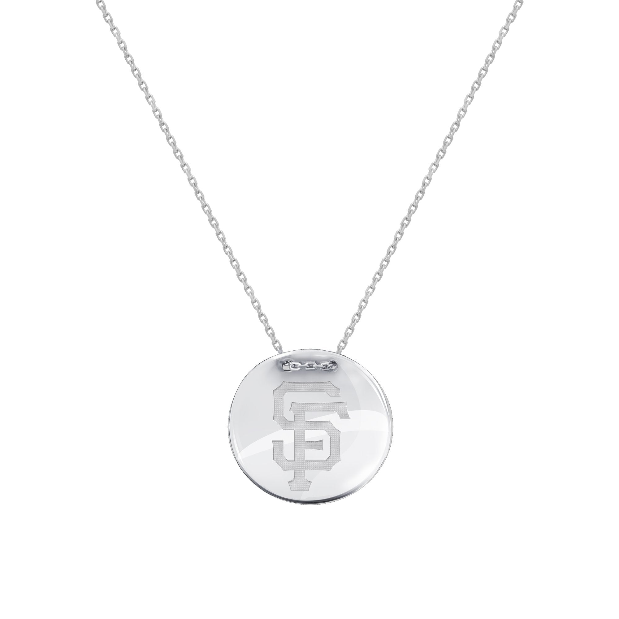 MLB Team Tailored Necklace - San Francisco Giants