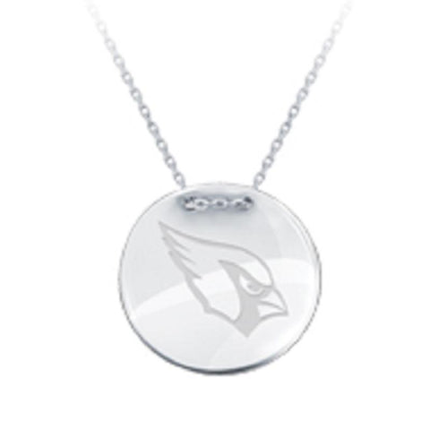NFL Team Tailored Necklace - Arizona Cardinals