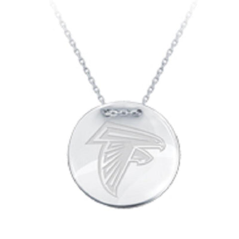 NFL Team Tailored Necklace - Atlanta Falcons