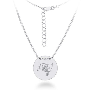 NFL Team Tailored Necklace - Tampa Bay Buccaneers