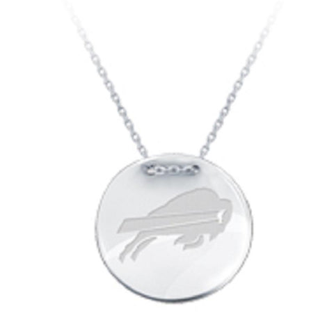 NFL Team Tailored Necklace - Bufallo Bills