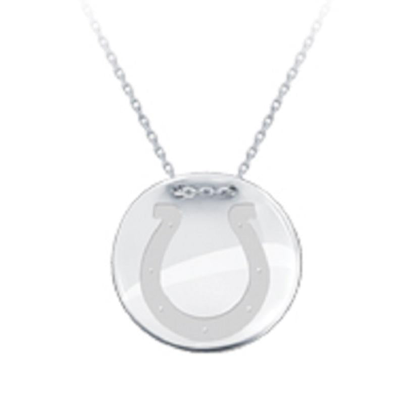 NFL Team Tailored Necklace - Indianapolis Colts
