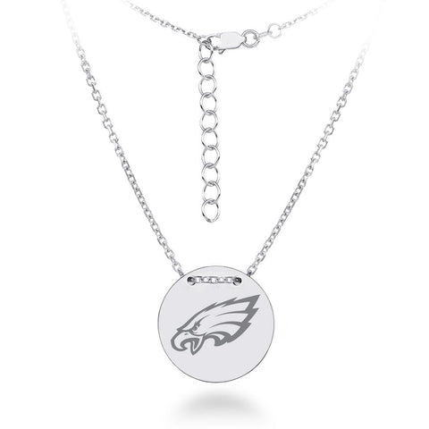 NFL Team Tailored Necklace - Philadelphia Eagles