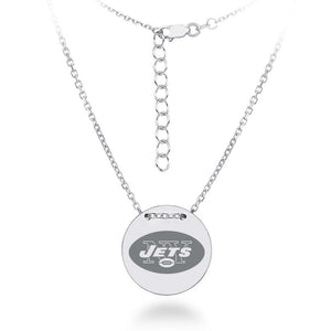 NFL Team Tailored Necklace - New York Jets