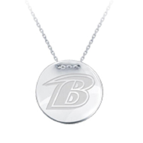 NFL Team Tailored Necklace - Baltimore Ravens