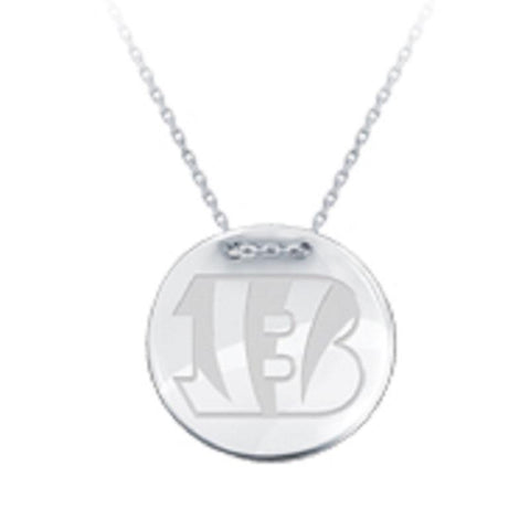 NFL Team Tailored Necklace - Cincinnati Bengals