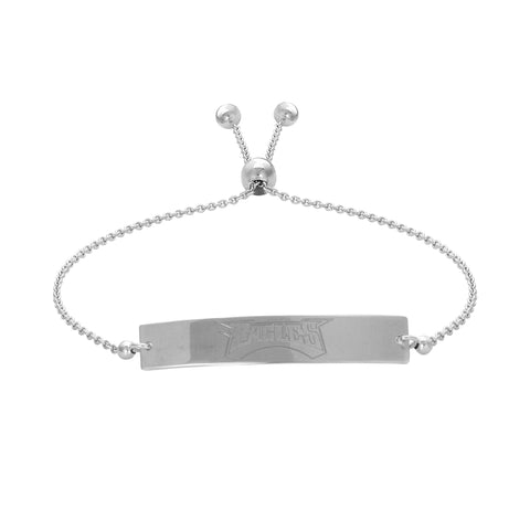 NFL Team Bar Adjustable Bracelet - Philadelphia Eagles