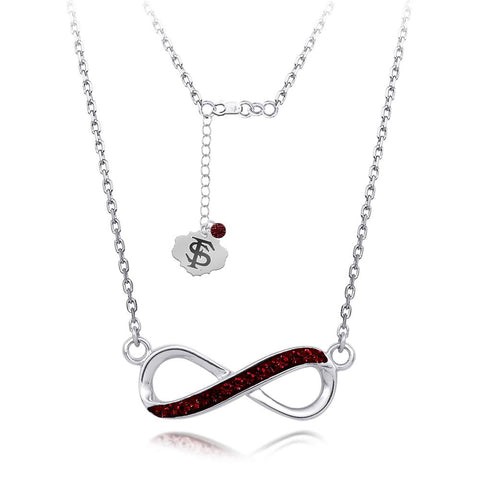 4YR Spirit Infinity Necklace - Florida State