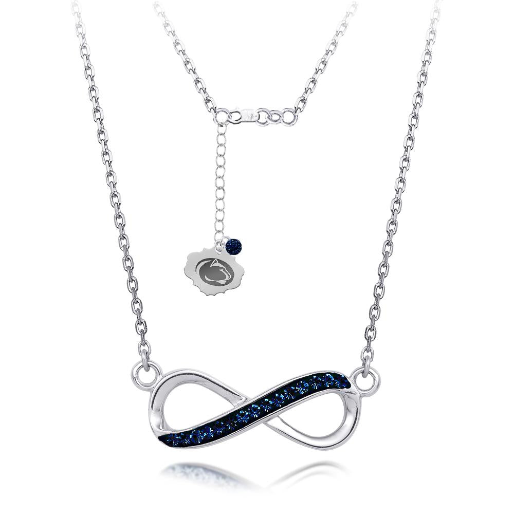4YR Spirit Infinity Necklace - Penn State