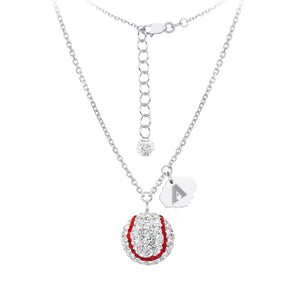 MLB Team Baseball Necklace - Arizona Diamondbacks