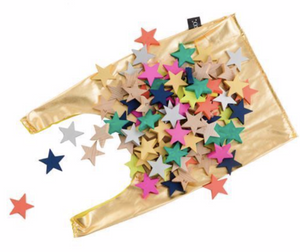 Wooden Star Dominos