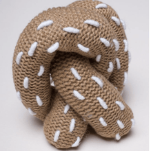 Organic Pretzel Rattle - Make Me Yours Toy Studio