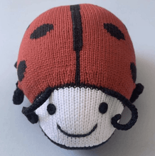 Organic Ladybug Plush - Make Me Yours Toy Studio