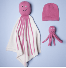 Organic Octopus Gift Set - Make Me Yours Toy Studio